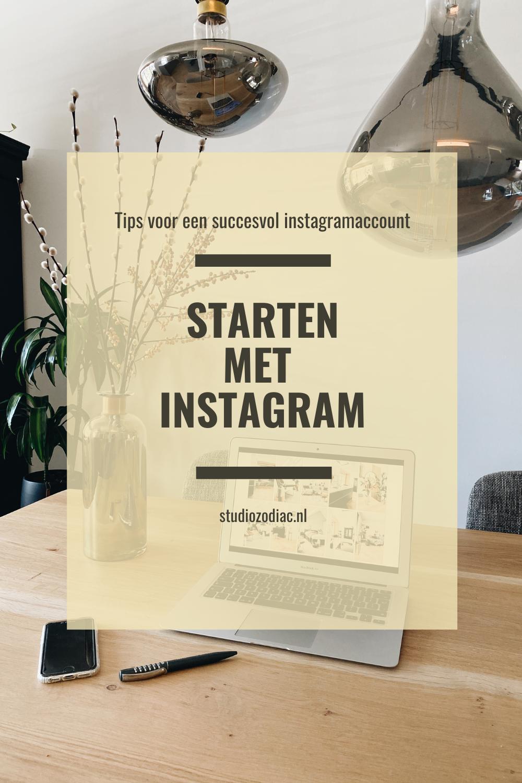 Tips om te starten met Instagram
