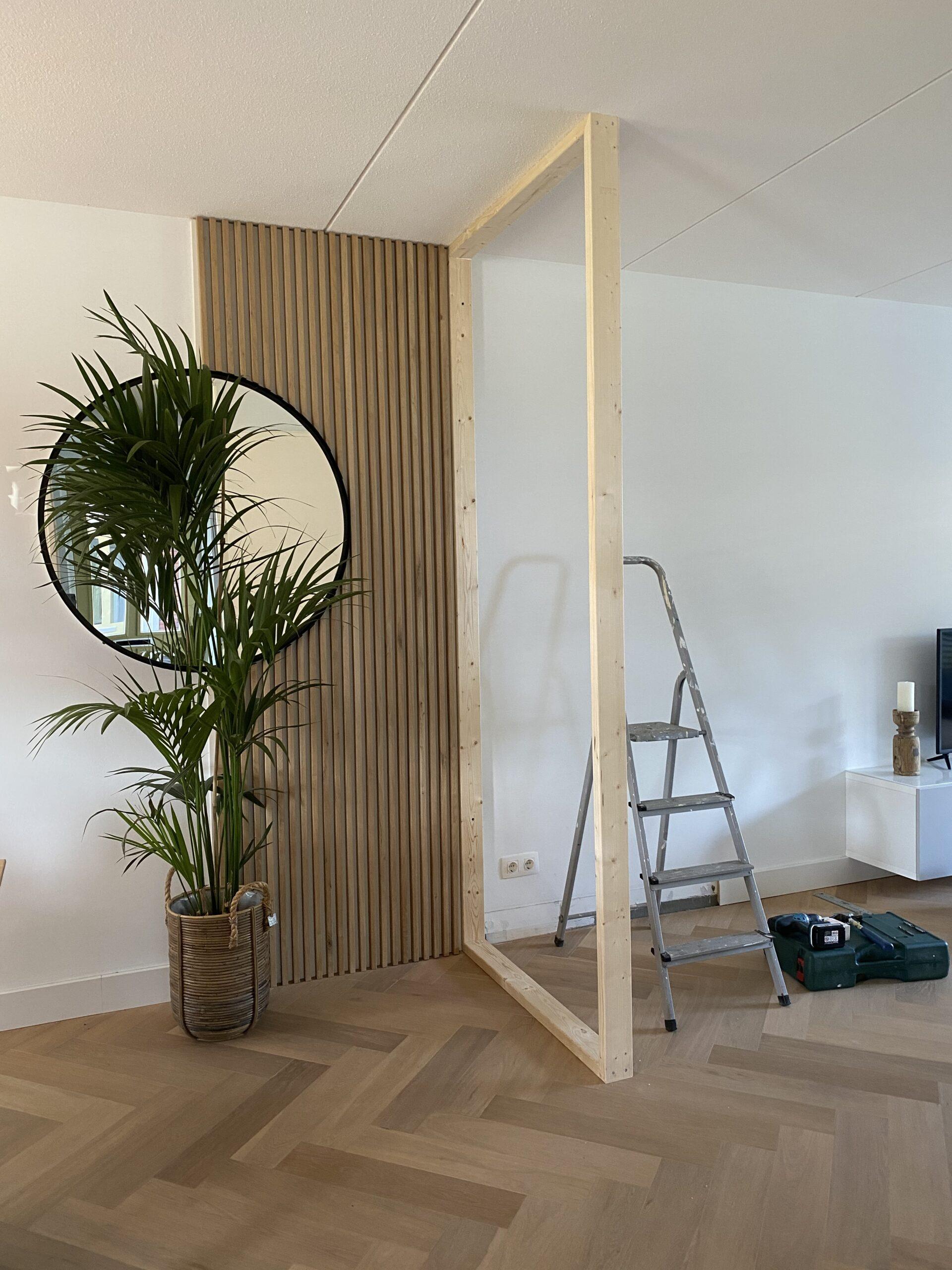 Roomdivider DIY