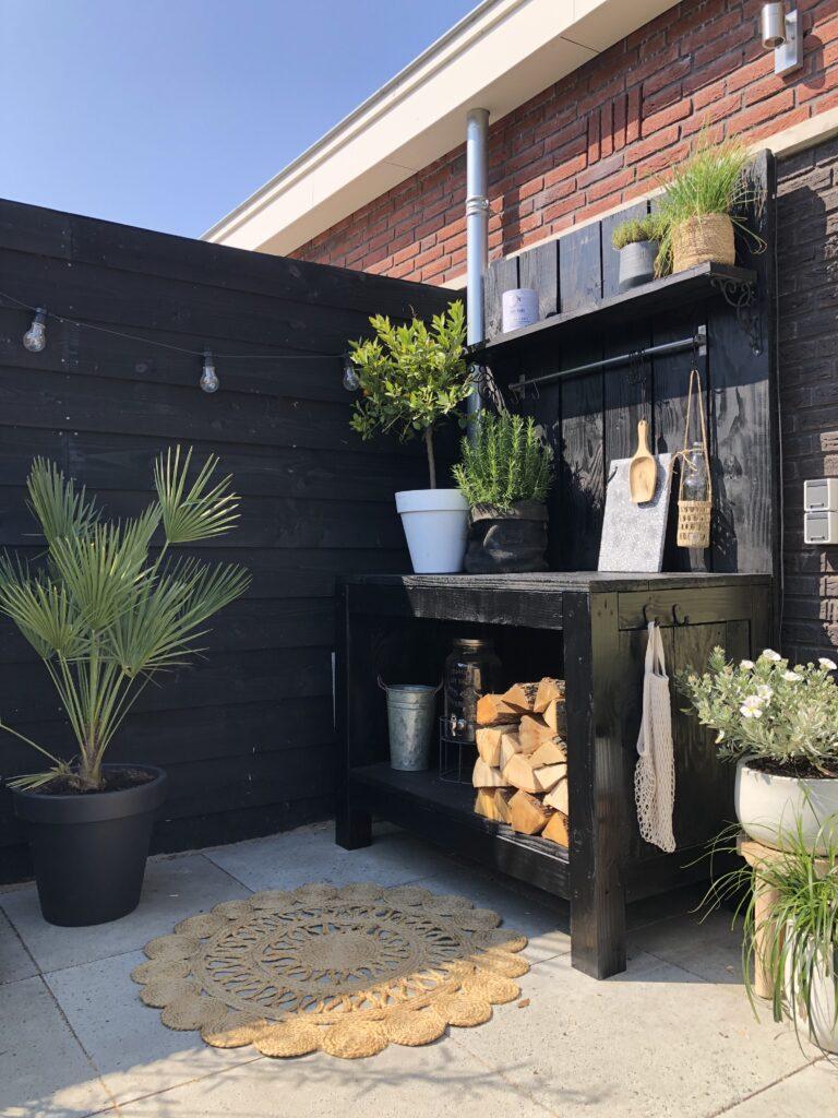 DIY buitenkeuken