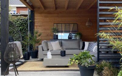De ideale loungeset voor je tuin