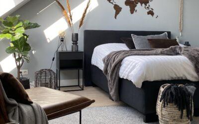 Tips voor sfeer in je slaapkamer