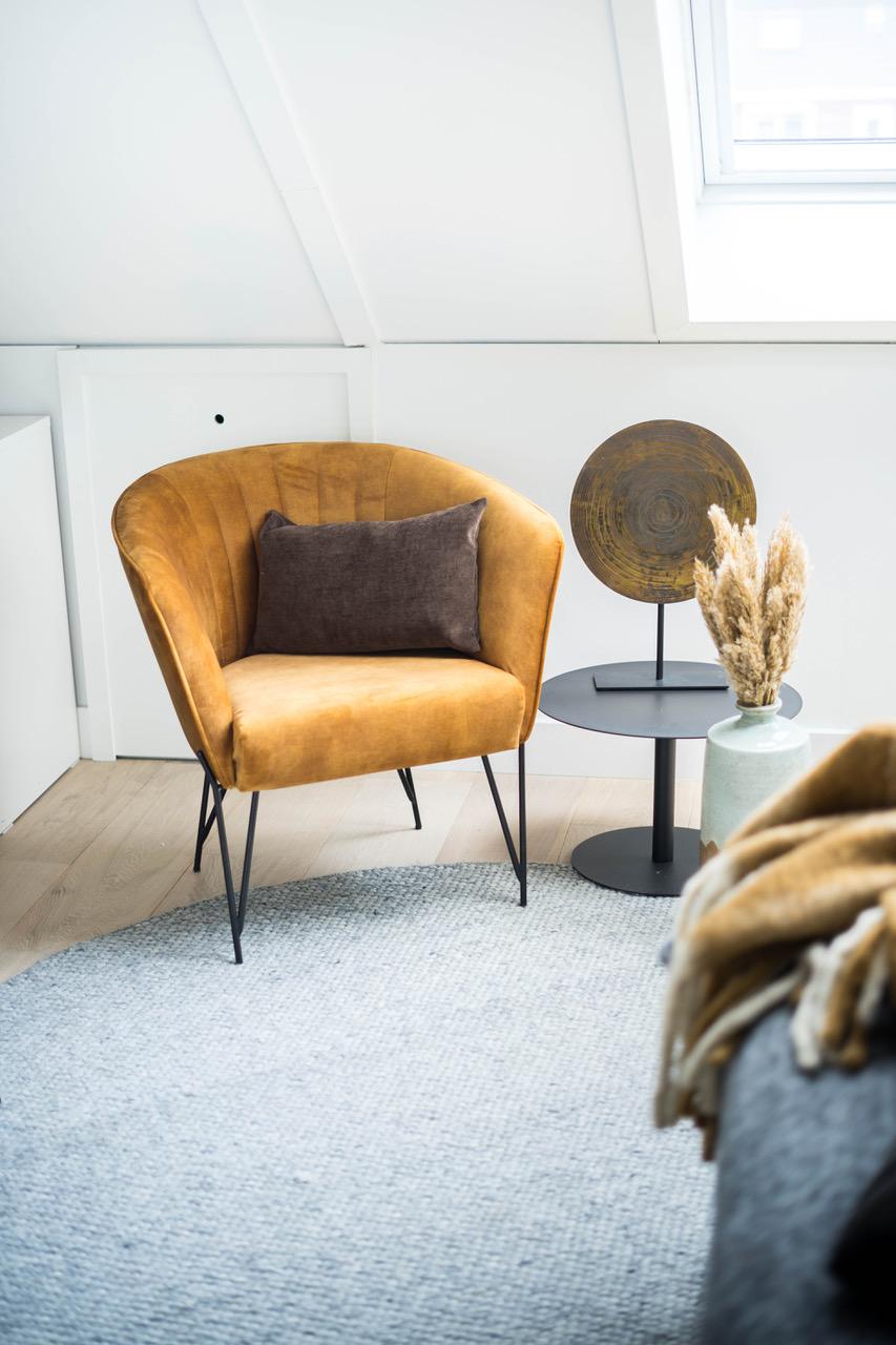 fauteuil slaapkamer